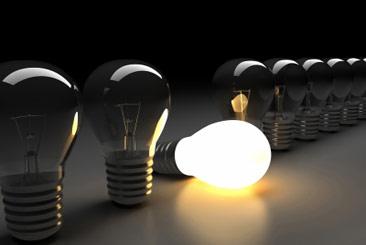 article on light bulbs