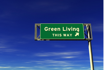 Greenlivingsign