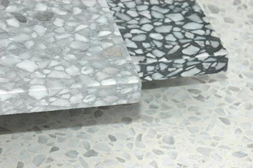 The Floor For Kings Queens And Inmates - How are terrazzo floors made