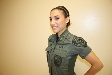 bexar county corrections officer