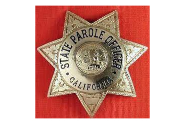 Ca parole badge